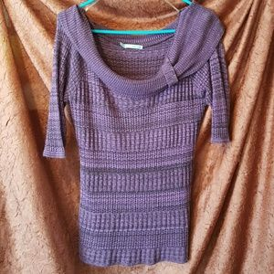 Maurices lite sweater top